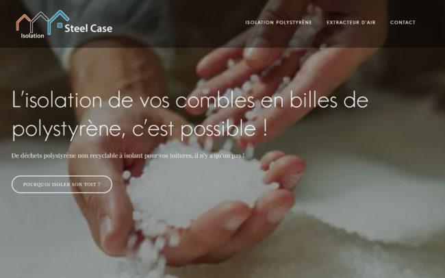 Site web d'isolation de vos combles en guyane