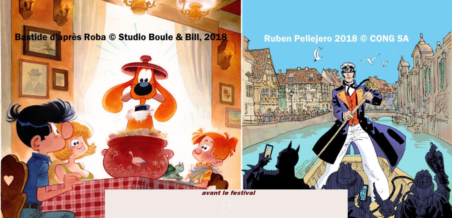 L'esprit BD, client qui à fait confiance à l'agence Karedess, agence web depuis 2006 à Mulhouse