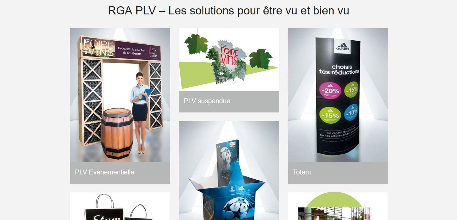 PLV évenementielle / suspendue, totem...rga. Découvrez les solutions pour être vu et bien vu. Client Karedess, agence web et digitale depuis 2006 à Mulhouse