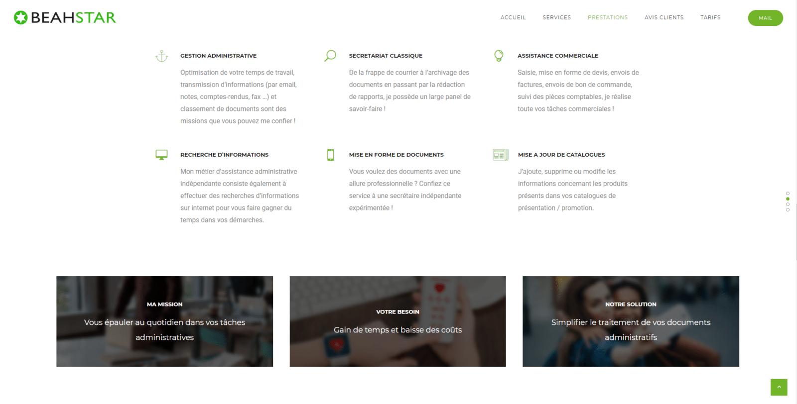 Beahstar est une cliente de l'agence web Karedess, agence web situé à Mulhouse