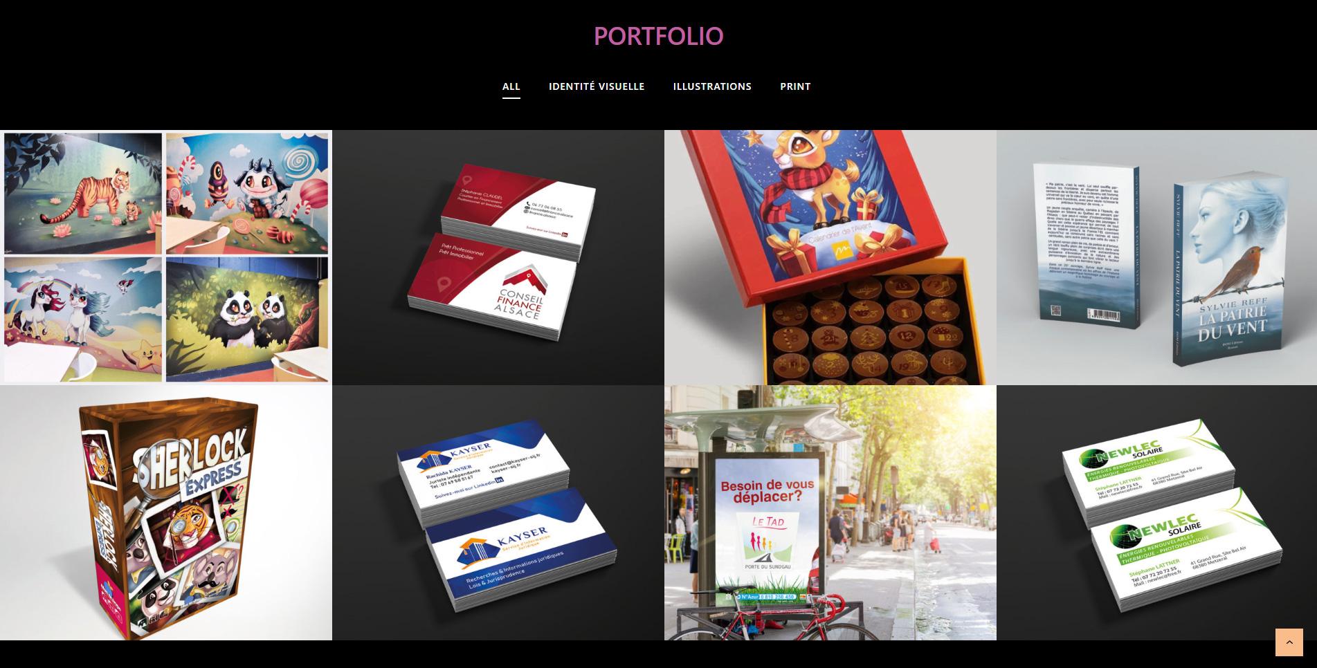 Benedicte ammar est une cliente de l'agence web Karedess, agence web situé à Mulhouse