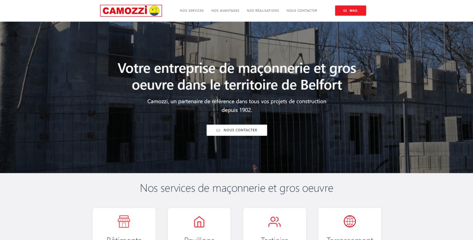 Camozzi est un client de l'agence web Karedess, agence web situé à Mulhouse