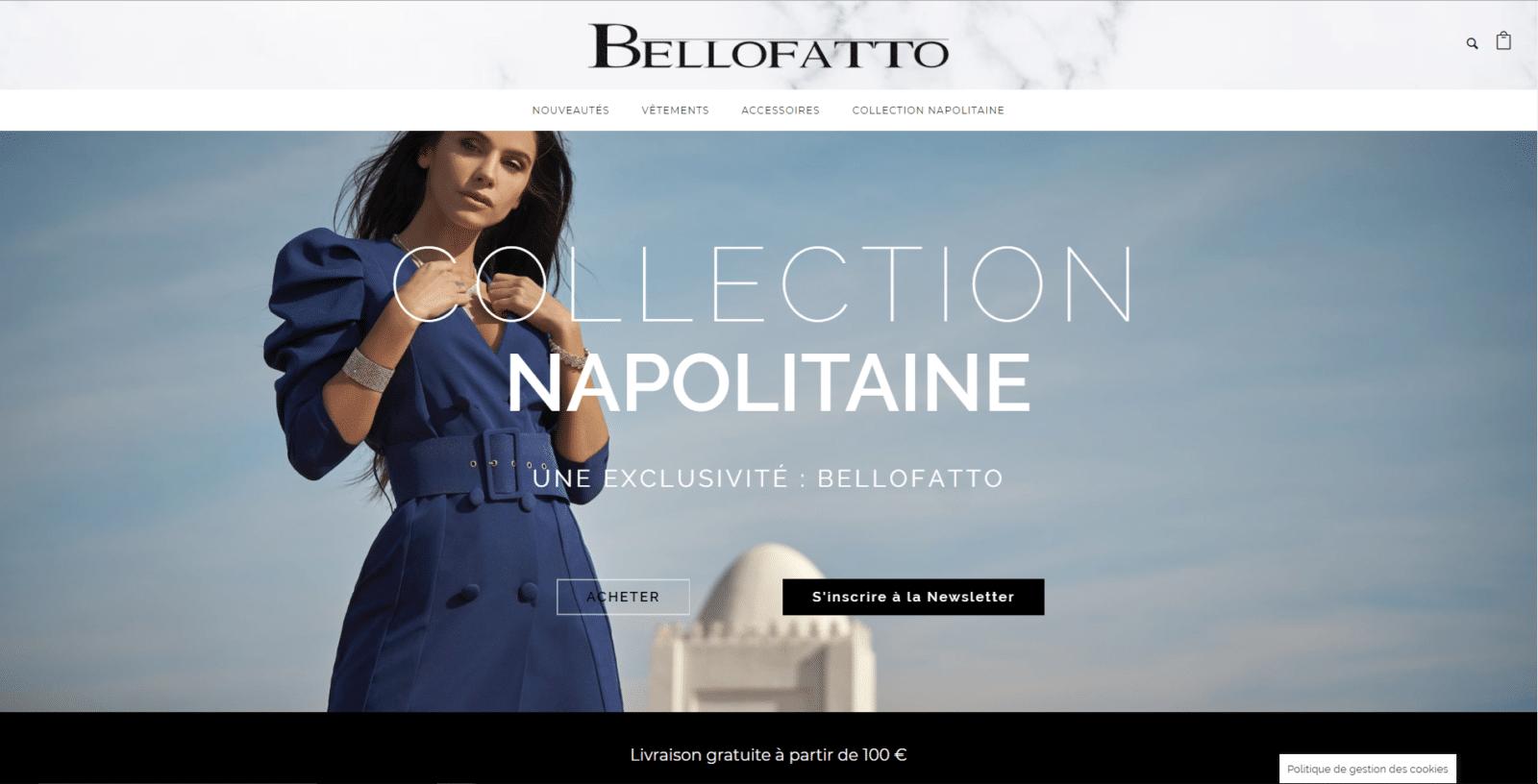 Bellofatto est une cliente de l'agence web Karedess, agence web situé à Mulhouse